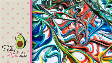 Marbled Paper Craft For - how to make marbled paper w make your own
