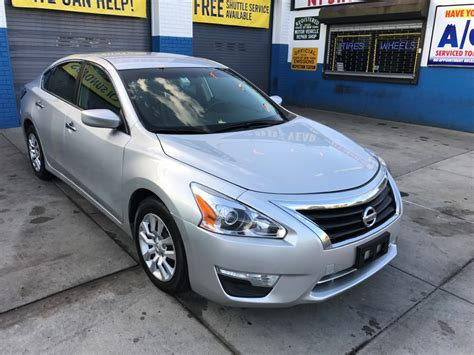 used nissan altima used 2013 nissan altima sedan 9 990 00