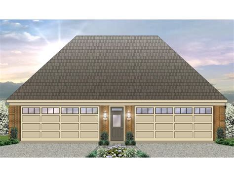 four car garage 4 car garage plans four car garage plan offers two
