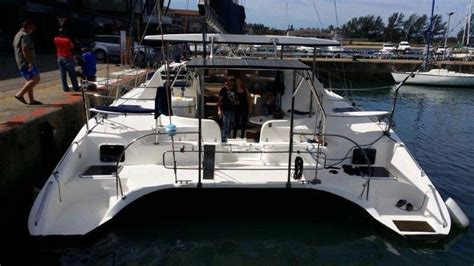 catamaran cruising brick7 boats - Jaguar 42 Catamaran For Sale