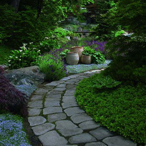 Backyard Pathways | 35 lovely pathways for a well organized home and garden