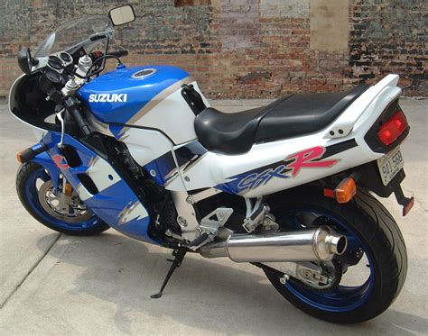 West Suzuki 1997 Suzuki Gsx R 1100 W Pics Specs And Information