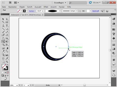 Adobe Illustrator Tutorial Zeichnen | illustrator pfeil gestrichelte linie pfeilspitze