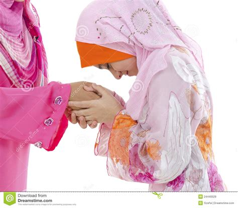 muslim greeting royalty free stock images image 24440529