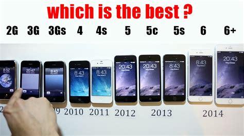 comparison   iphones iphone