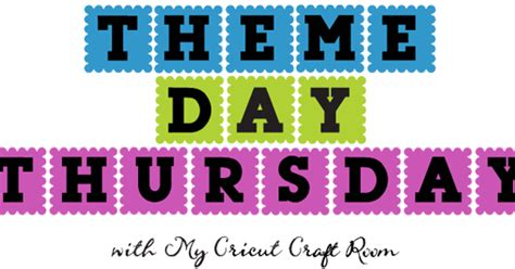 Its Theme Day Its Theme Day by Our Crafting Corner
