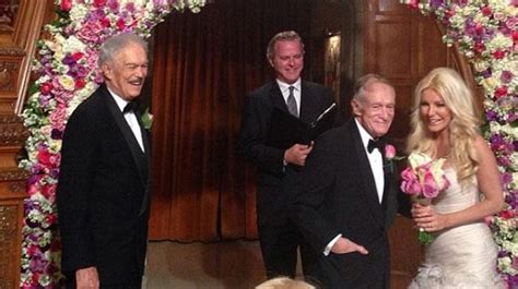Hugh Hefner To Wed Again by Magazine Hugh Hefner Married Again With Former