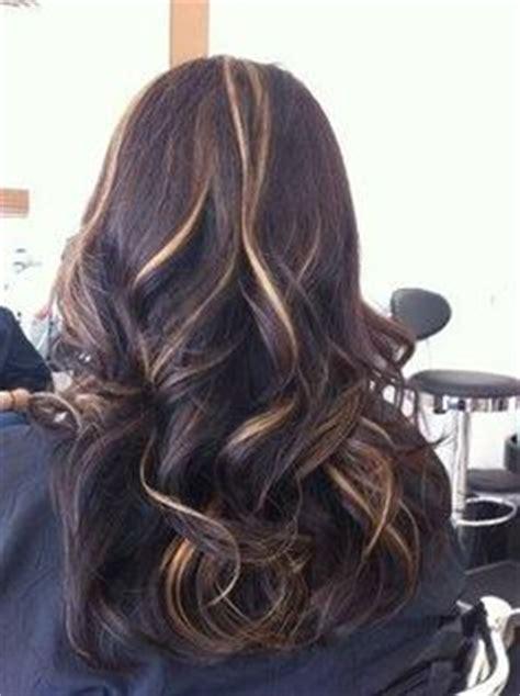 highlight placement ideas peek a boo highlight placement hair i want