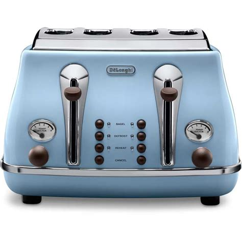 Best Affordable Toaster Best Prices Deals For De Longhi Icona Vintage Ctov4003