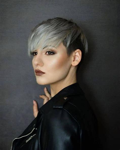 Neuer Haarschnitt by Die Besten 17 Ideen Zu Kurzhaarschnitte Auf