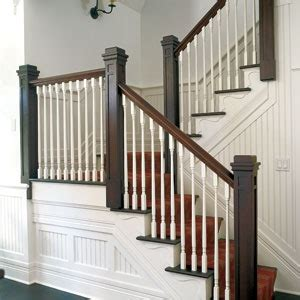 banister post how to tighten a stair banisters handrail and posts home