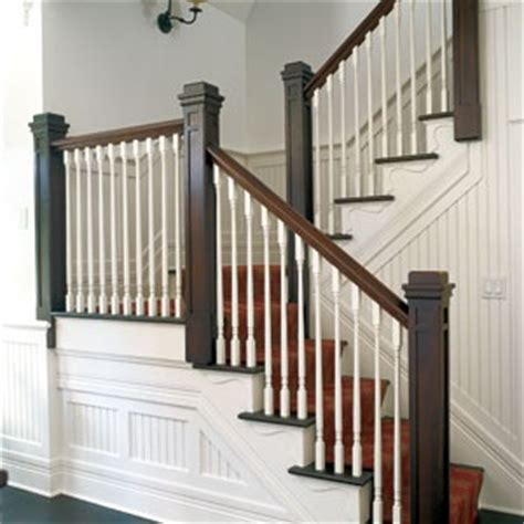 wood banisters and railings how to tighten a stair banisters handrail and posts home owner care