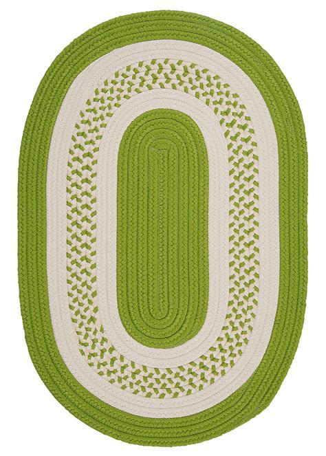 Bright Green Area Rug Colonial Mills Crescent Nt62 Bright Green Area Rug Carpetmart