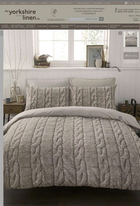 sweater comforter cable knit bedding bedrooms pinterest cable queen