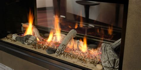 Maxwell Fireplaces Vancouver by Valor L1 2 Sided Fireplaces Fireplace By Maxwell