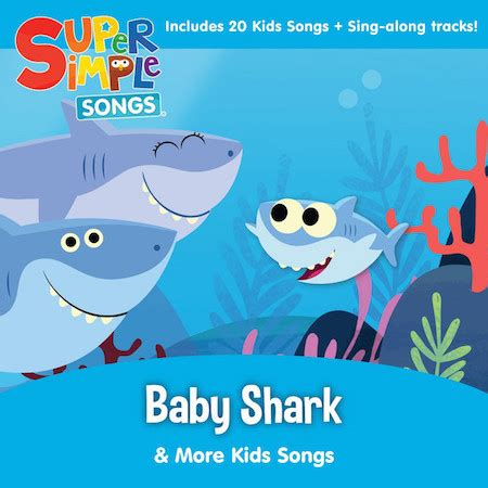 baby shark music baby shark more kids songs