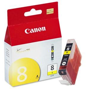 Canon Cartridge Cl 751 Yellow canon cli 8y yellow ink cartridge 0623b002