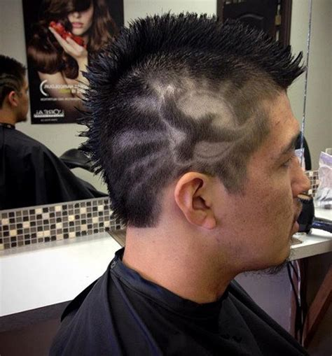 40 year old men mohawk hair styles 40 upscale mohawk hairstyles for men page 20 foliver blog
