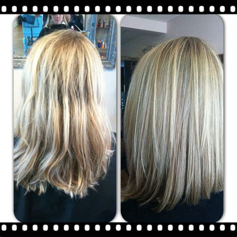 long bobs and highlights blonde highlights long bob google search style