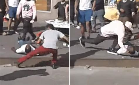 Section 39 Assault By Beating by Two Charged With Assault Of Bronx Vendor Ny Daily News