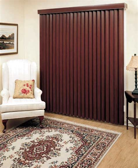 Custom Made Blinds 3 1 2 Quot Designer Faux Wood Vertical Blinds Vertical Blinds
