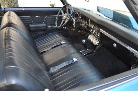 1969 Chevelle Interior by 1969 Chevrolet Chevelle Ss 454 Custom 2 Door Hardtop 170417