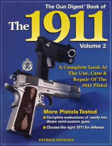 mend waters volume 2 books the gun digest book of the 1911 a complete look at the