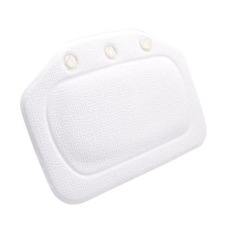 Bathtub Cushions by 1pc Bathtub Pillow Headrest Sucker Bath Tub Neck Rest