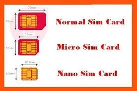 how to make micro sim from usual sim card template what is the difference between a normal sim a micro sim