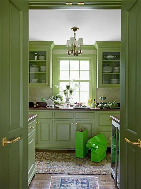 moss green kitchen cabinets green cabinets eclectic kitchen benjamin moore