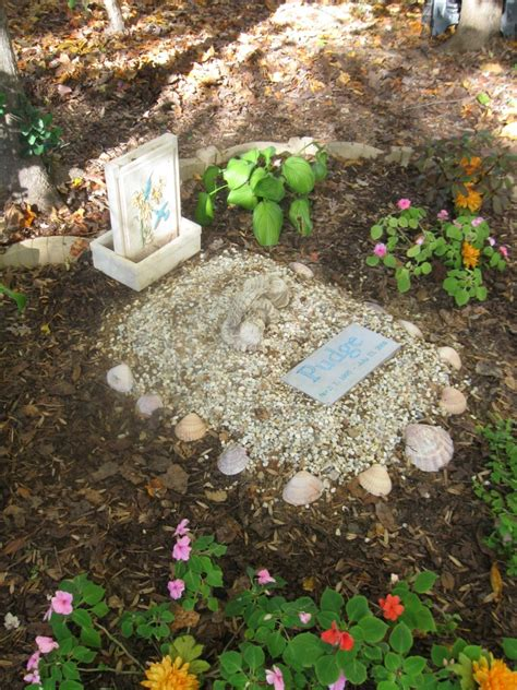 pet burial in backyard landscape design just a cloud away inc journal