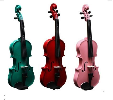 colored violins china color violins lcv012 6 photos pictures made in