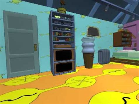 hey arnold bedroom hey arnold s room in 3d youtube