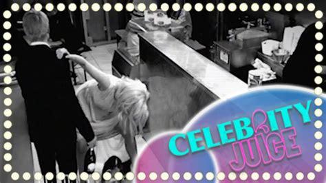 celebrity juice watch live celeb juice live holly and philip visit the kebab shop