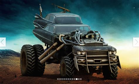 mad max mad max fury road vehicle guide the cars trucks of the post apocalypse
