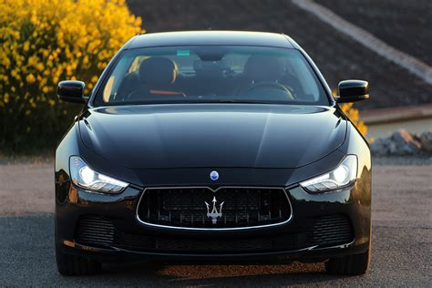Maserati Tires by Maserati To Equip Ghibli With Tyres From Continental