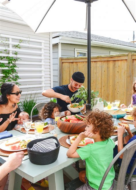 The Patio Brunch by Summer Brunch On The Patio Crate And Barrel
