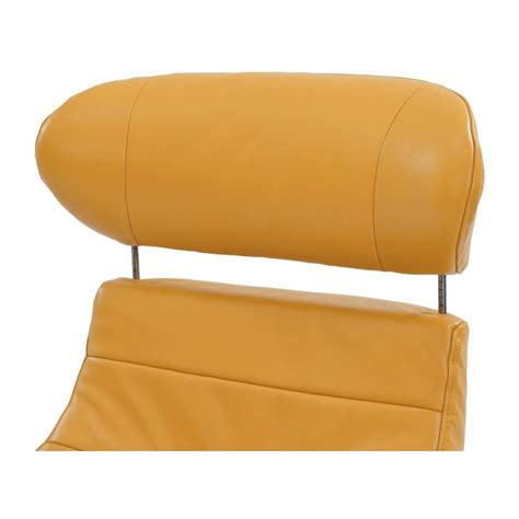 yellow leather recliner chair enzo yellow leather swivel chair el dorado furniture
