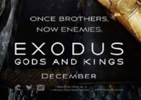 kisah nabi musa dalam film exodus exodus gods and kings luncurkan trailer epik kisah