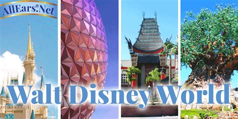 disney theme parks walt disney world theme parks