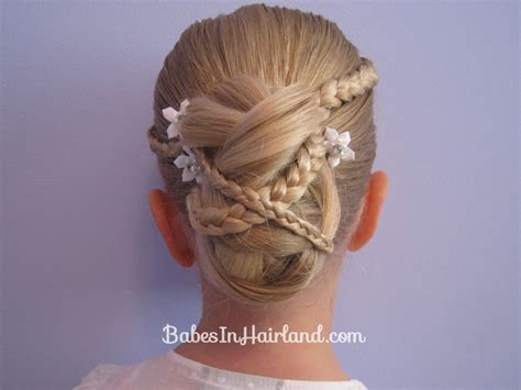 Micro Braids Hairstyles Updos by Micro Braid Updo In Hairland