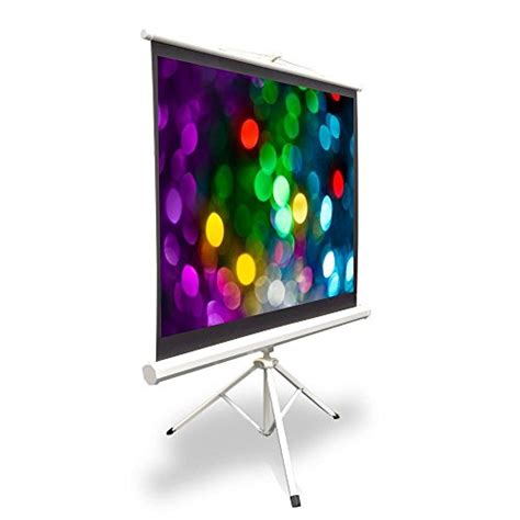 Fixed Frame Tripod Screen Projector Layar Proyektor 70 buy projection screens television electronics for sale south africa wantitall