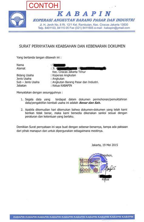 dasar hukum pembuatan surat keterangan domisili perusahaan ptsp dki