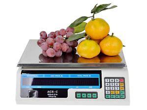 Timbangan Sayuran timbangan buah besar digital scale stainless 596
