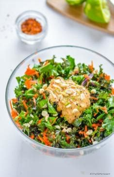 Detox Salad With Kale Broccoli And Cauliflower by Cauliflower And Broccoli Detox Salad Recipe Chefdehome