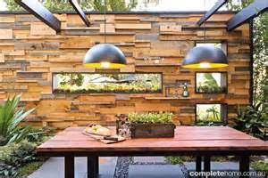 Outdoor Rooms By Design by Cube2 An Award Winning Outdoor Room Design Completehome