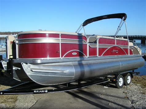 hton 2485 rear lounger tritoon boats for sale in oklahoma - Tritoon Boats For Sale In Oklahoma