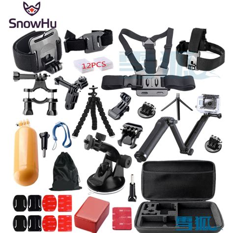 Monopod 3 Way For All Gadget snowhu for gopro 5 3 way tripod monopod kit mount for gopro 5 4 3 black edition for