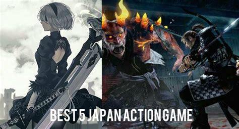 5 rekomendasi game action jepang 2017 terbaik dafunda com