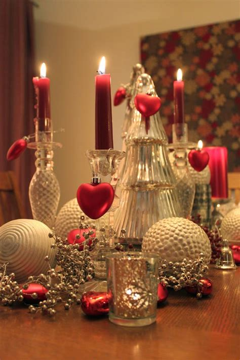 valentine table decorations valentine table decor winter pinterest beautiful 16